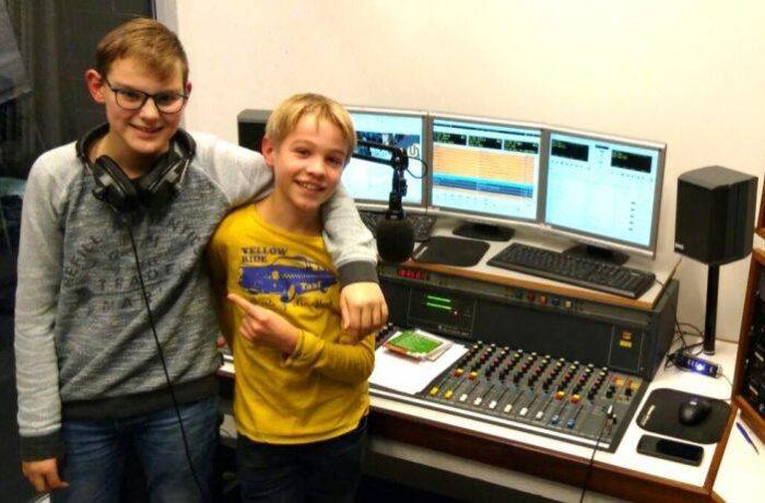 De 50ste aflevering van Studio Teun op Omroep Helmond Radio