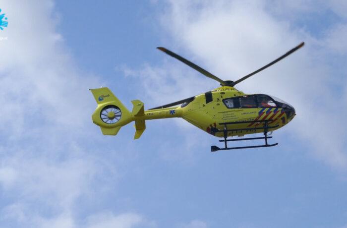Ongeval Auto – Fietser op Kasteel Traverse in Helmond