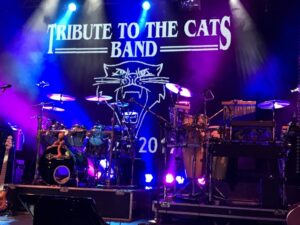 Tribute to the Cats band in De Geseldonk @ wijkhuis De Geseldonk