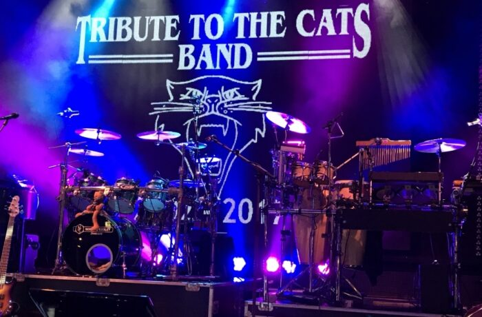 Tribute to the Cats band in De Geseldonk