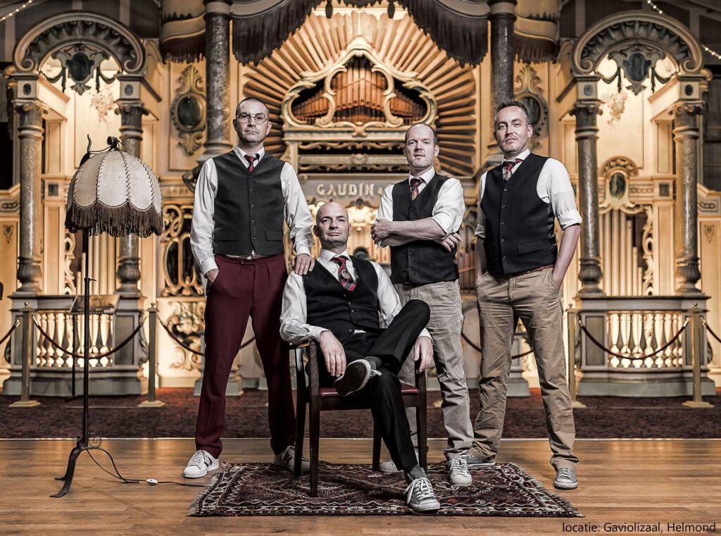 Van Binsbergen Trio - persfoto (2017)