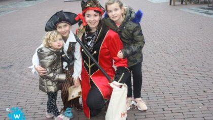 Kinderkoopzondag met piraten