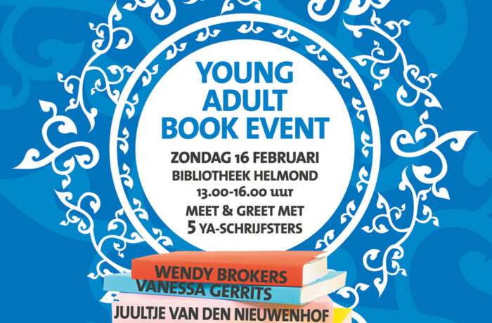 YA Book Event in Bibliotheek Helmond