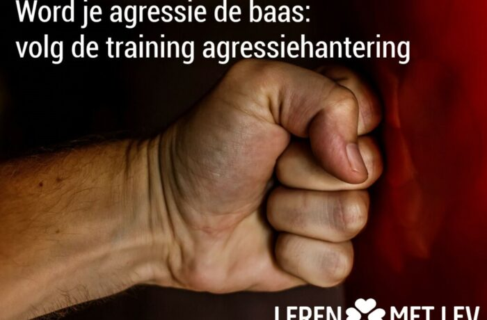 Training agressiehantering