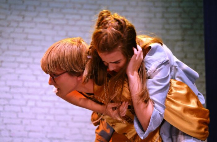 Auditie productiegroep en korte toneelcursussen Jeugdtheaterschool Annatheater