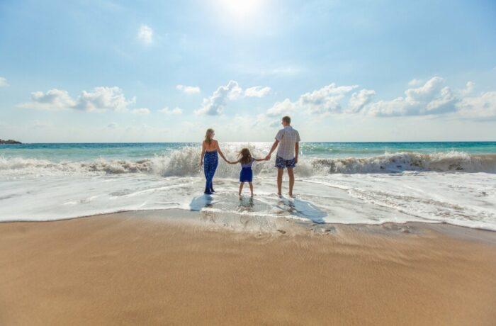 Ouders beloven hun kind eeuwige trouw