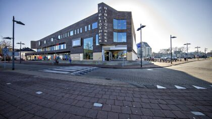 Bibliotheek Helmond-Peel start met AfhaalBieb