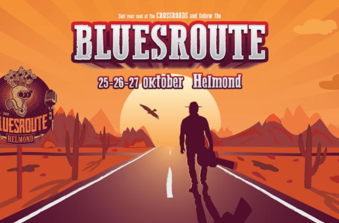 Het aftellen is begonnen voor Bluesroute Helmond 2019