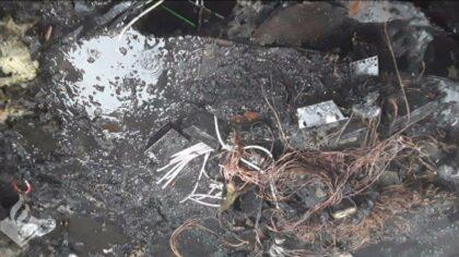 Woningbrand met veel schade, lekkage en stank door aanwezige hennepkwekerij Helmond-Binnenstad
