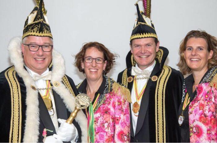 De Brandeliers bedankt iedereen voor weer een geslaagde carnaval!