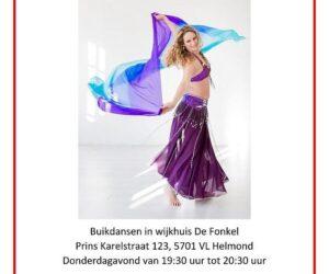 Buikdansen in de Fonkel @ De Fonkel