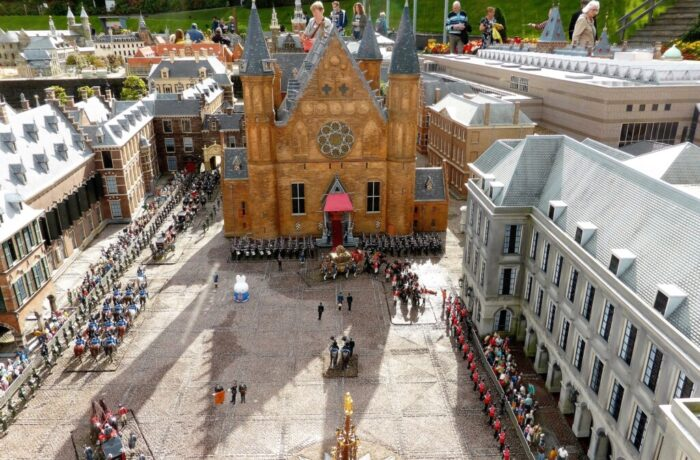 Prinsjesdag Burgerdeputatie uit Noord-Brabant
