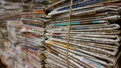 Inzamelroutes oud papier aangepast