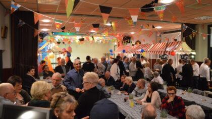 Buurtfeest Annawijk 'Samen verder'