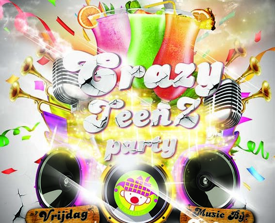 Crazy TeenZ Party