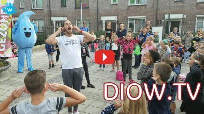 Video: Juvat Westendorp geeft Dance Workshop op Daltonschool Talentrijk Rijpelberg