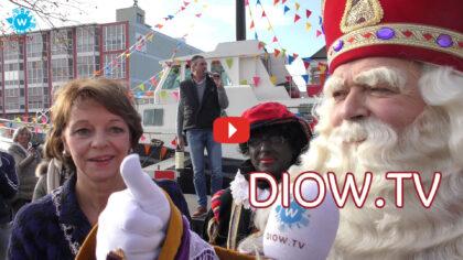 Samenvatting van een vrolijke Sinterklaasintocht te Helmond