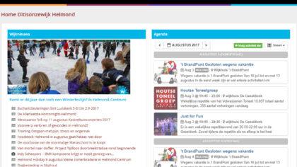 Ditisonzewijk.nl – Helmond is het digitale wijkgerichte platform voor Helmond.
