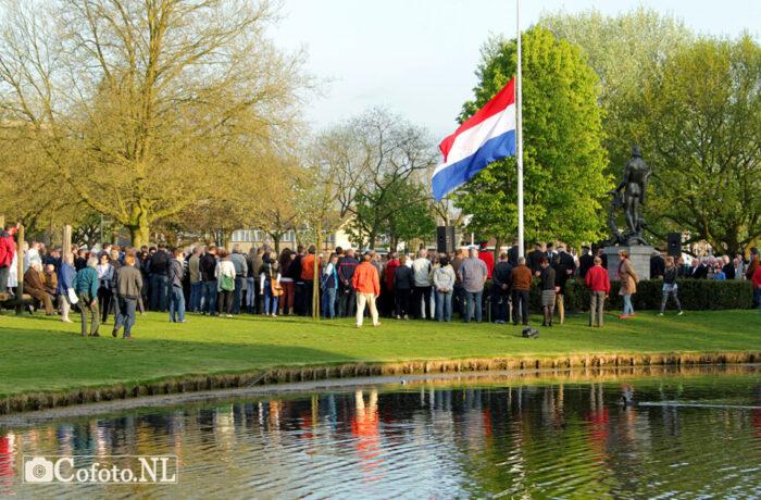 Dodenherdenking: programma 4 mei Helmond en Mierlo