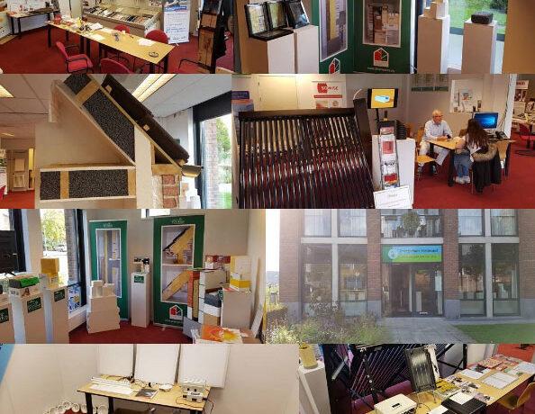 Energiehuis Helmond, 'informatiecentrum voor energiebesparing en duurzame energie'