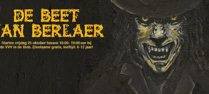 """Halloweentocht Helmond Centrum """"De Beet van Berlaer"""""""