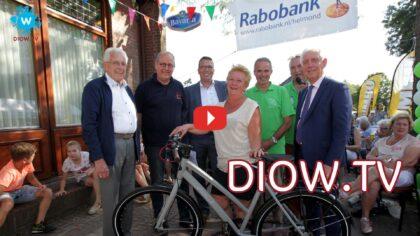 Feest voor fietsliefhebbers bij Fietsvierdaagse De Peel