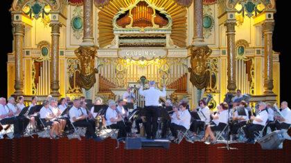Concert Harmonie Excelsior in de Gaviolizaal