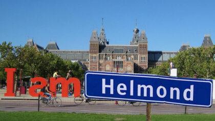Met deze geinige actie wil Helmond zichzelf wereldwijd op de kaart zetten