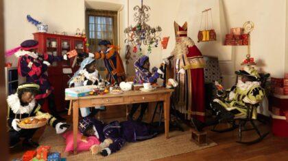 Vrijwilligers gezocht voor Het Kasteel van Sinterklaas