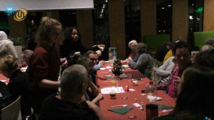 Kerstdiner voor 100 eenzame ouderen Helmond