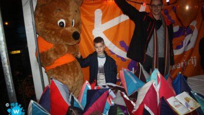 Leeskussen actie voor KIKA volbracht met goed einde