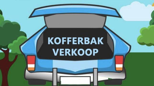 Kofferbakverkoop Helmond West