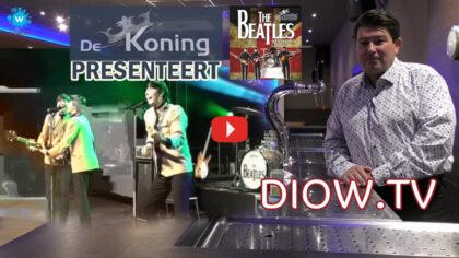 De Koning presenteert 'The Beatles Revival Band': Promo video
