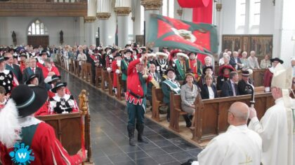 Kringgildefeest St. Antonius Abt fotogalerij ochtendprogramma