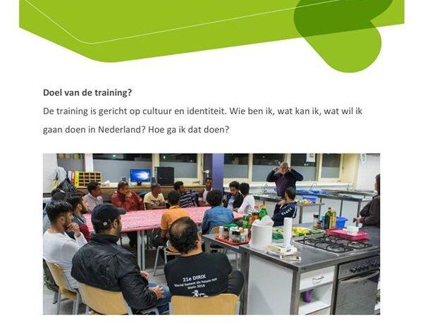 mPowerMAN: training voor allochtone mannen in Helmond