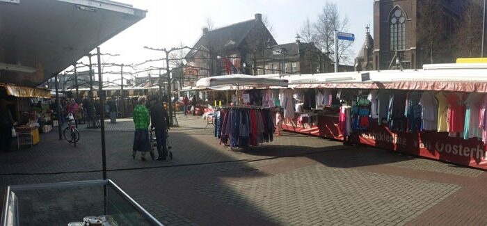 Weekmarkt Mierlo-Hout