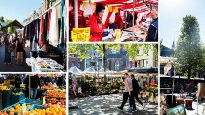 De weekmarkten van Helmond in beeld!