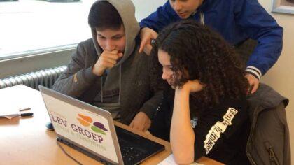 Werk in uitvoering: MaS-sers bij LEVgroep