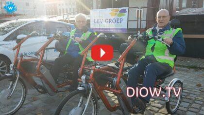 Johan Doormernik vertelt over Stichting Duofietsen Helmond