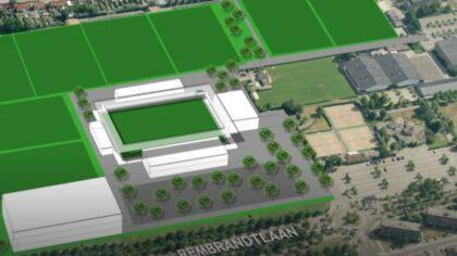 Definitief akkoord over nieuw onderkomen Helmond Sport