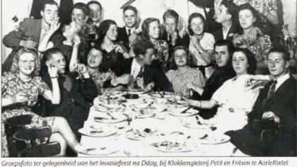 Belevenissen tijdens de Tweede Wereldoorlog in Helmond en Aarle-Rixtel