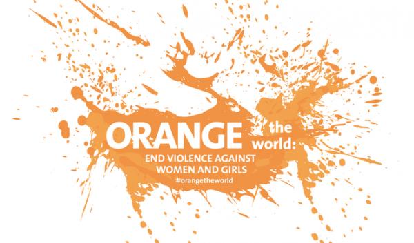 Orange the World – Stop geweld tegen vrouwen