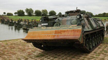 Van 4 november tot en met 15 november worden in Helmond militaire oefeningen gehouden