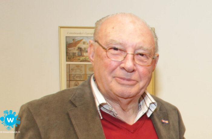 Helmondse persfotograaf Pierre van de Meulenhof (90) overleden