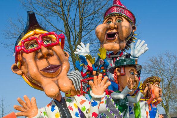 Carnaval op z'n kop door het Coronavirus
