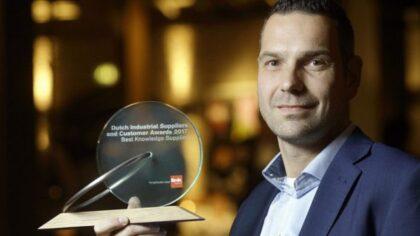 AAE uit Helmond best knowledge supplier van Nederland