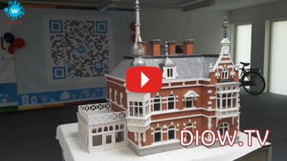 Een film over villa Holtus in het stadsarchief