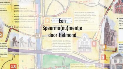 Speurmo(nu)mentje voor kinderen uit groep 7/8 door Helmond-Centrum