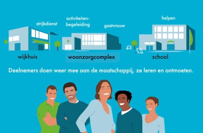 Speciaal voor alle hulpbehoevende inwoners van Helmond