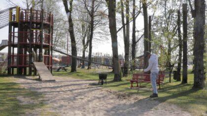 Samenwerking tussen Speeltuin Helmond-West en Stadsleerbedrijf.